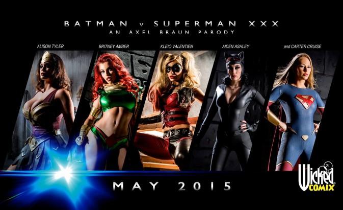 Gogo girls vs batman femdom superheroine cbt dancing 10