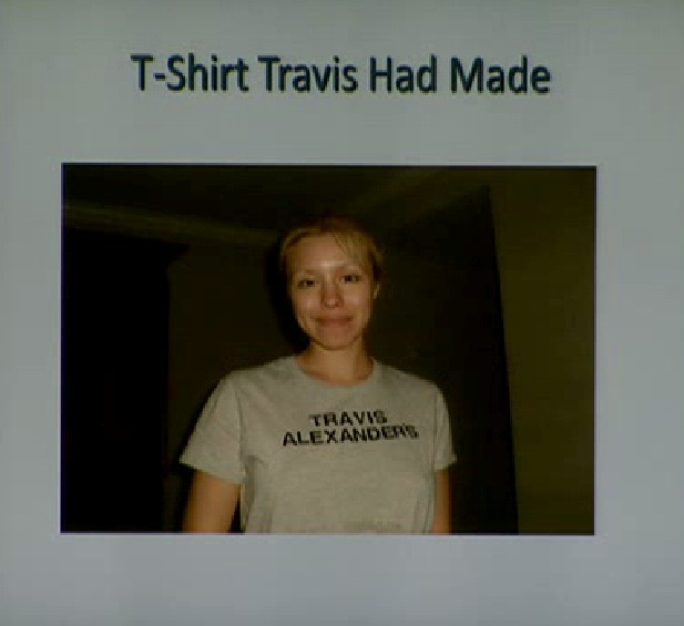 messages and emails exchanged between travis alexander and jodi arias