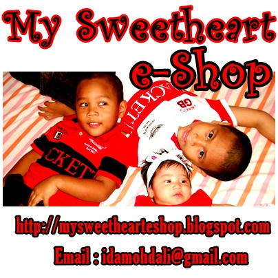 My Sweetheart e-Shop