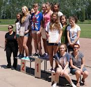 dwubój nowoczesny czyli jak dziewczyny biegają 1000m (dwubã³j nowocxzesny )