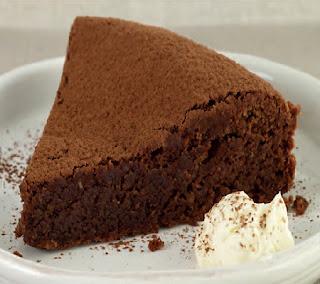 Chocolate and Brazil Nut Cake