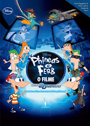 Baixar Filme Phineas e Ferb: O Filme   Através da 2ª Dimensão (Dual Audio) Online Gratis
