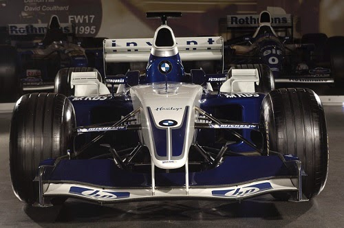 WILLIAMS F1 FW25 - 2003