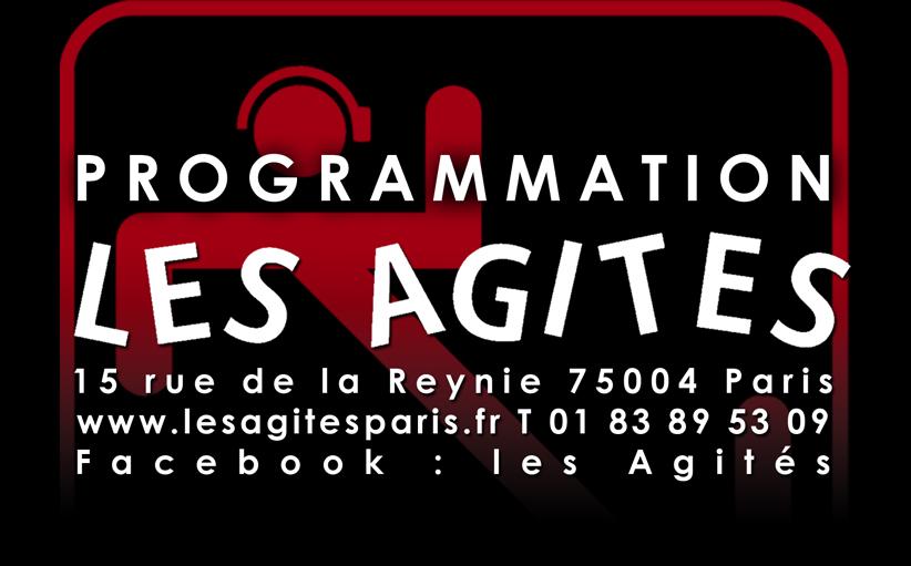Les Agités / Programmation