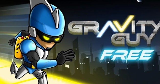 Gravity Guy - Two Player Games