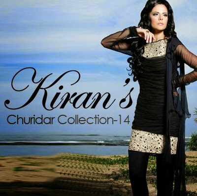 Churidar Frock Suits by Kiran's Creations