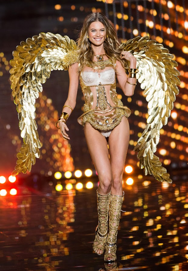 Behati Prinslo Victoria's Secret