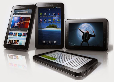 Samsung Galaxy Tab November 2013