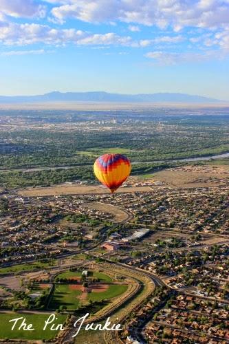 Ballooning Over The Rio Grande