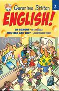 At School - Geronimo Stilton English