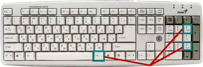 клавіатурна комбінація для апострофа