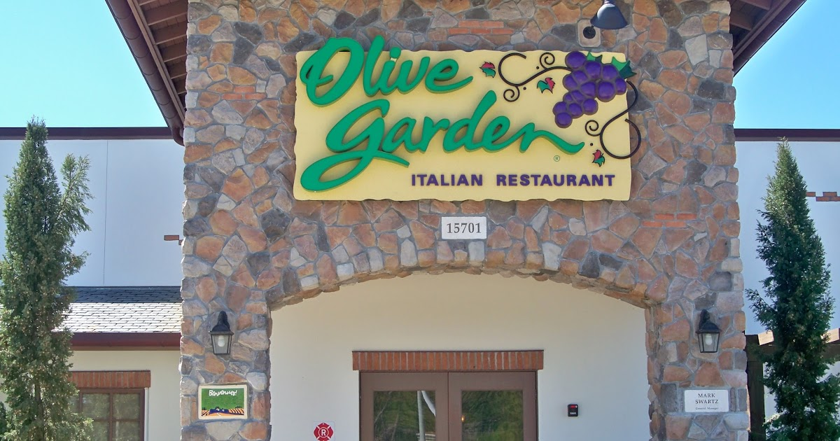 Olive Garden Italian Restaurant Panama City Fl