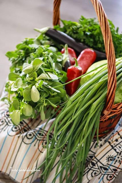 warzywa kosz warzywniak