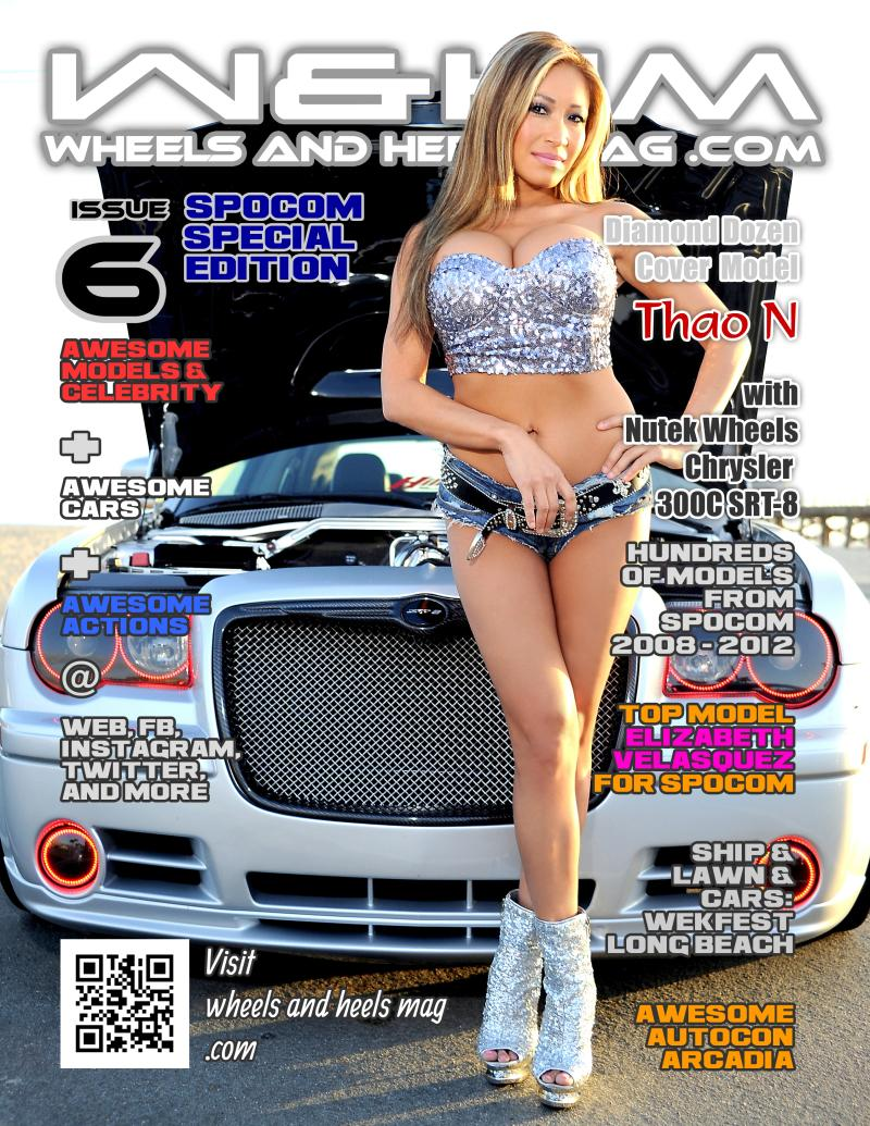 Wheels and Heels Magazine Issue 6