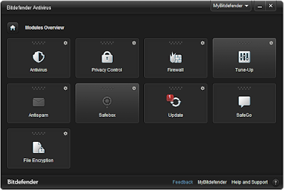 BitDefender Antivirus Free Edition 1.0.21.1099 Full Version
