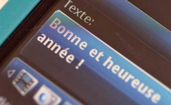 sms model: SMS Bonne Année 2014