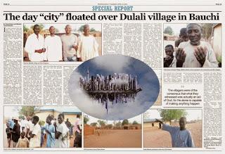 ciudad flotante en Nigeria