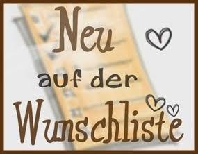 """""""Neu auf der Wunschliste""""-Posts"""