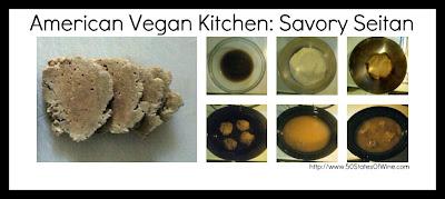 American Vegan Kitchen: Savory Seitan