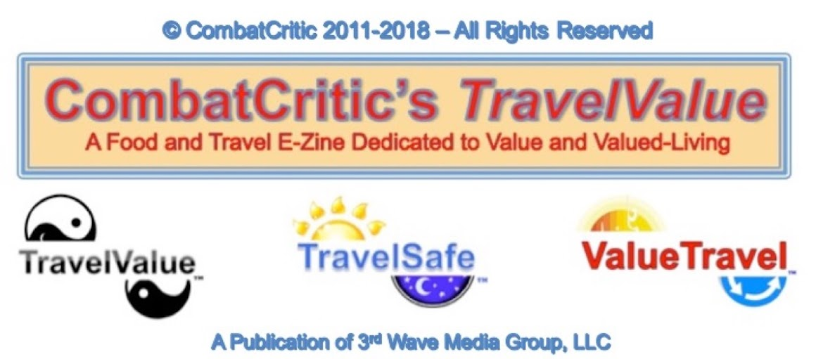 "Subscribe To CombatCritic's ""TravelValue"""