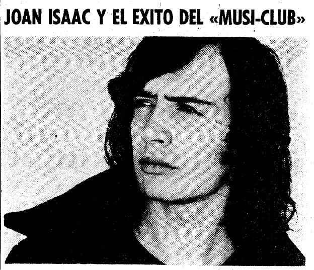Joan Isaac - Es Tard