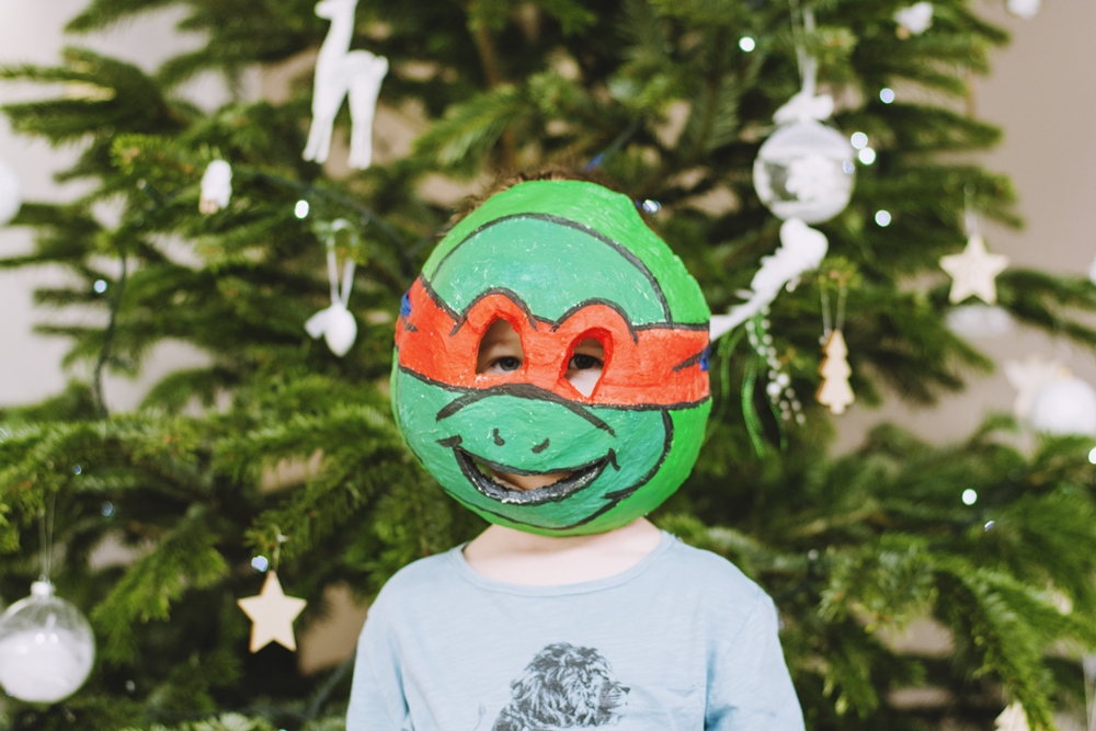 maska karnawałowa dla dzieci diy