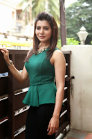 Actress Samantha Latest Pictures in Tight Jeans at Attarintiki Daredi Movie Interview 0010.JPG