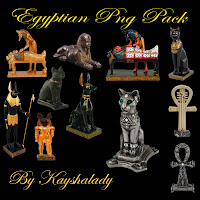 Egyptian PNG Pack