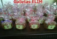 Galletas ELIM