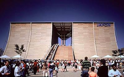 Pabellón japonés de la Expo'92