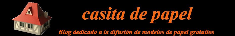 CASITA DE PAPEL