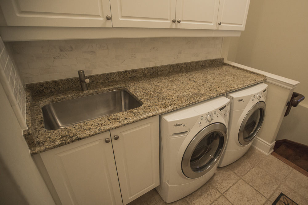 Countertop Options For Laundry Room : Toronto Custom Concepts Blog: Laundry Room Reno