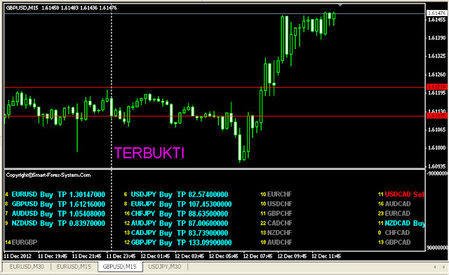 Software smart forex system