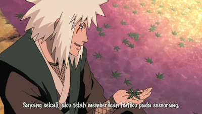 Naruto+Shippuuden+235+Jiraiya+love Naruto Shippuuden Movie 3 [ Subtitle Indonesia ]
