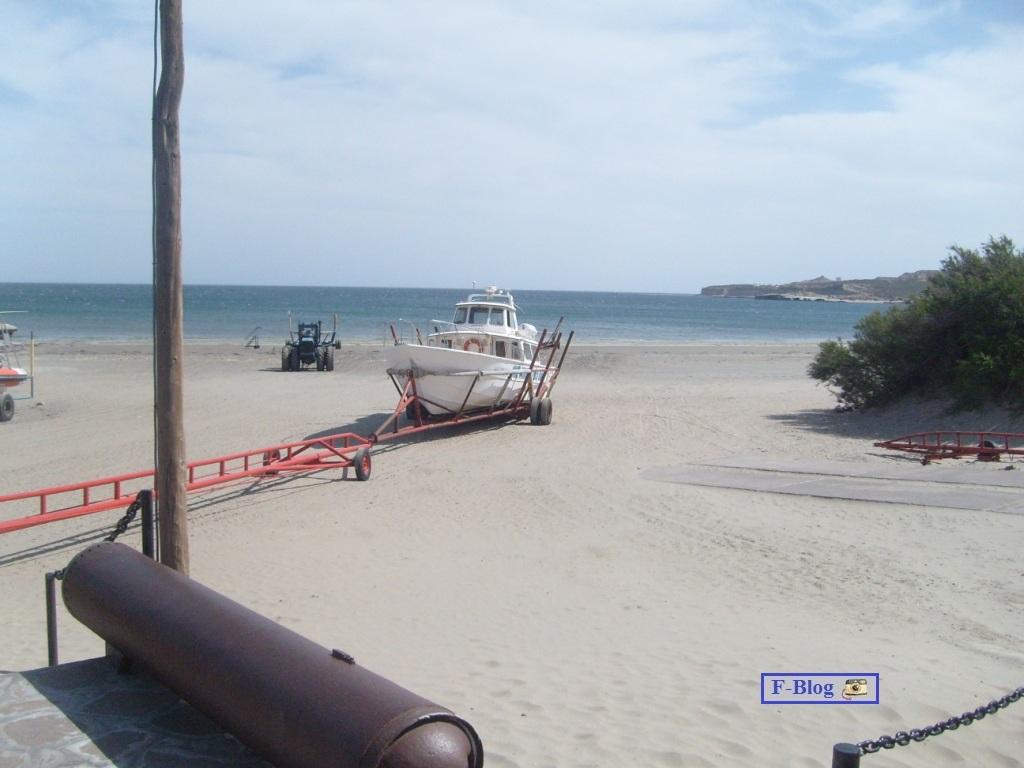 Puerto Madryn - Puerto Pirámides - Ingreso para avistaje de ballenas