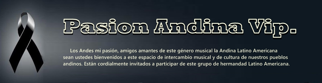 PASION ANDINA VIP.