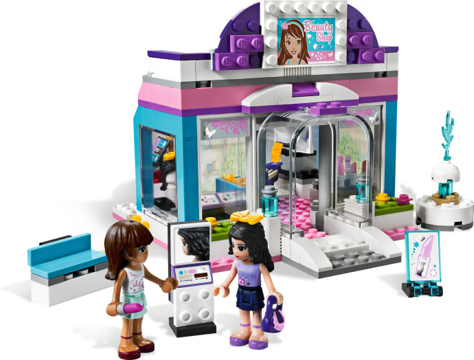 Lego Toys For Girls : Thinking brickly why lego friends is not one of the worst