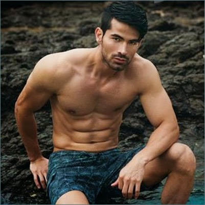 Mister International 2013 winner Venezuela Jose Anmer Paredes