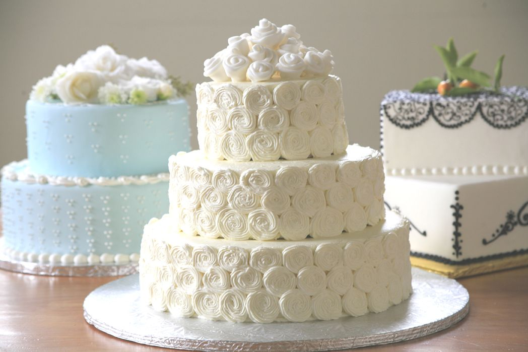 Elegance Of Living Wedding Cakes