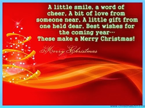 Meaning Christmas Wishes Quotes and Sayings