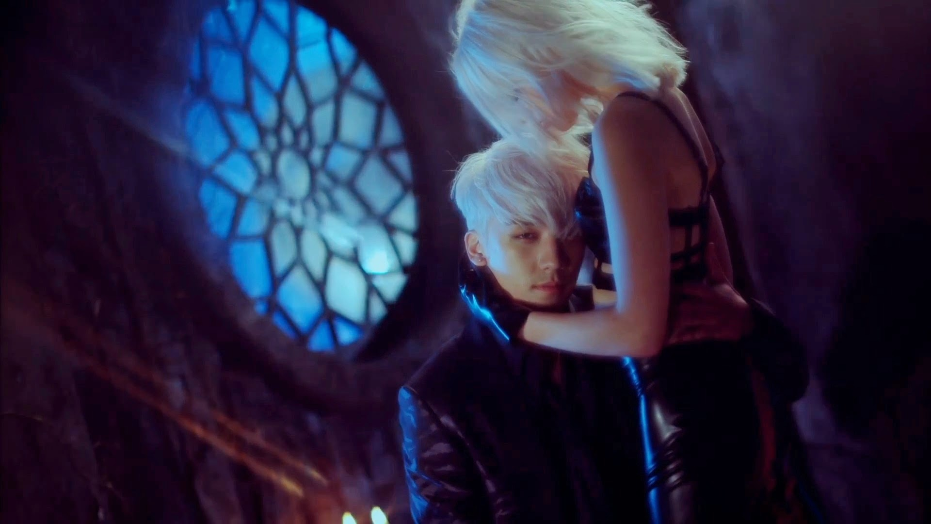 Big Bang's Seungri in Bae Bae MV