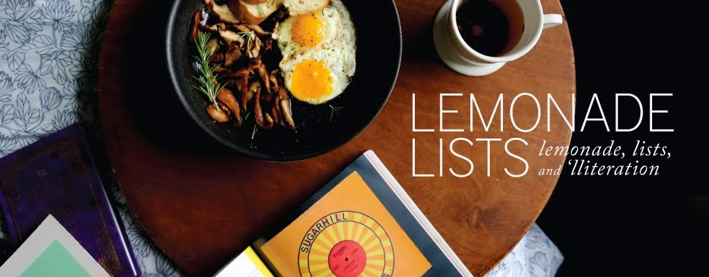 lemonade lists
