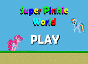 Super Pinkie Pie World