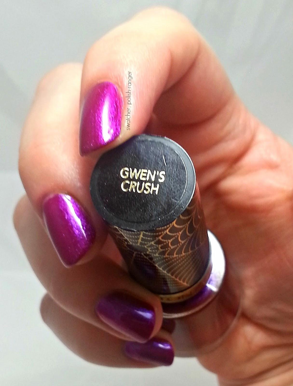 Revlon Electric Chrome Collection LE Gwen's Crush swatch