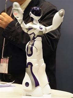 Gambar Robot cewek feminim