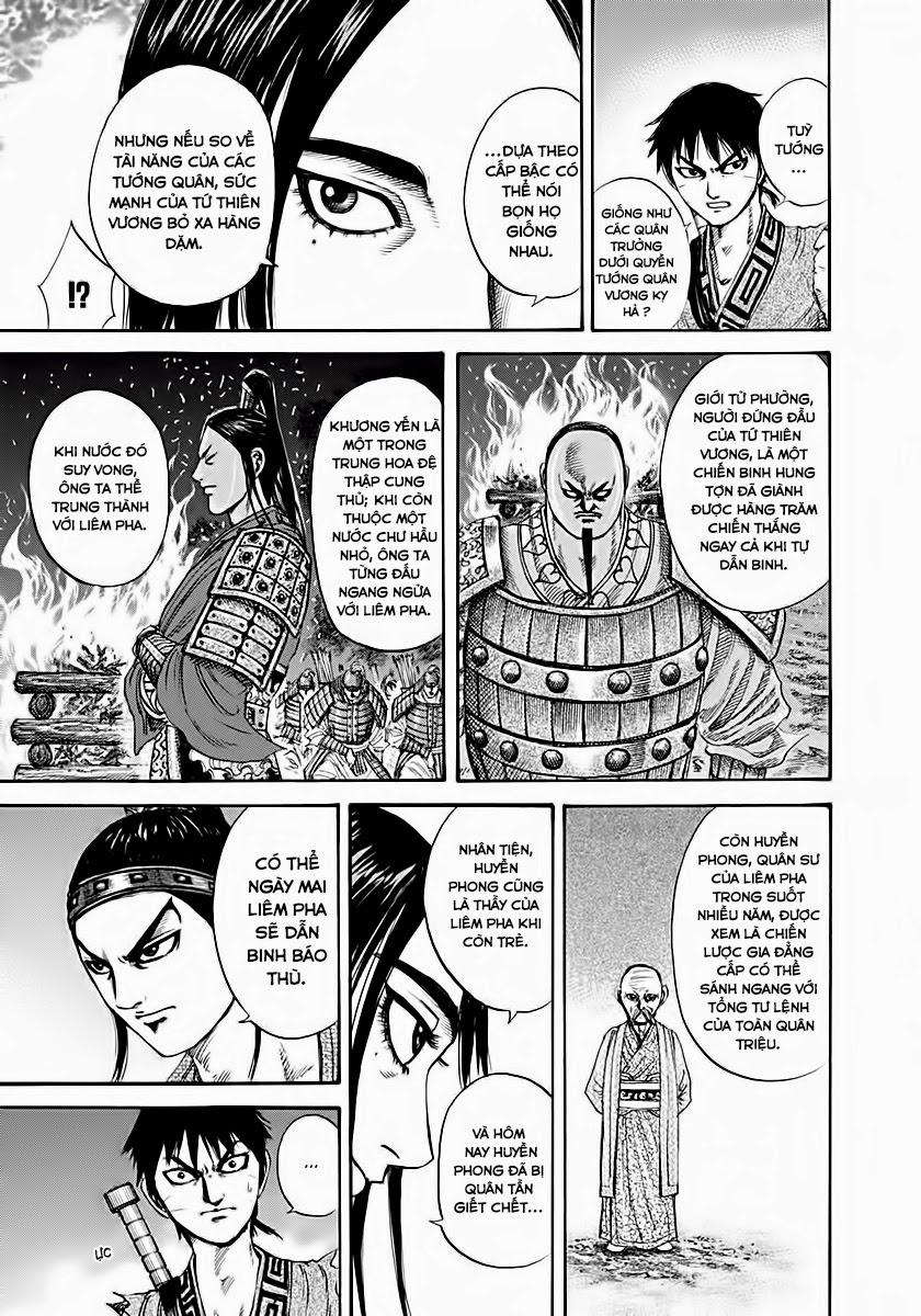 Kingdom - Vương Giả Thiên Hạ Chapter 213 page 13 - IZTruyenTranh.com