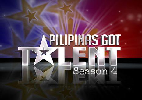 Pilipinas Got Talent (PGT 4) logo