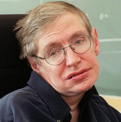 Scientist : Stephen Hawking
