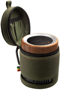 Marley Chant - eco-speaker