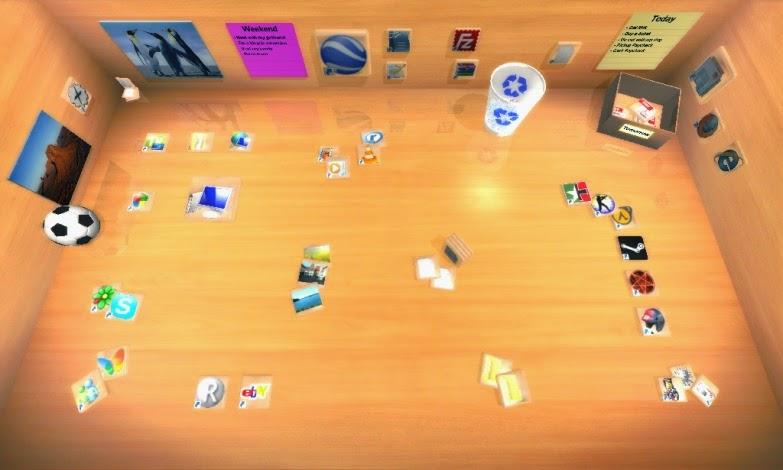 تحميل برنامج ثلاثي الابعاد لسطح المكتب